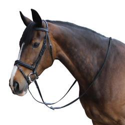 Hoofdstel + teugels Edimburgh ruitersport - pony en paard - 452097
