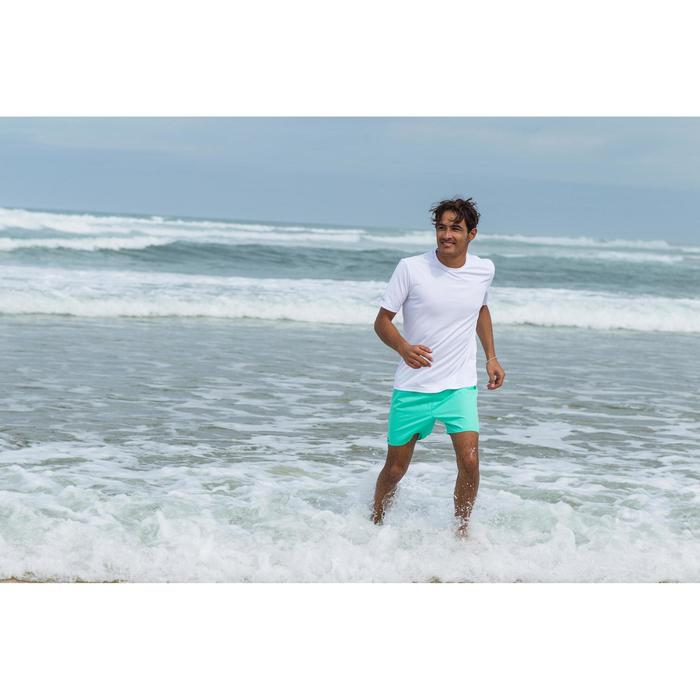 water tee shirt anti UV surf manches courtes Homme - 452249