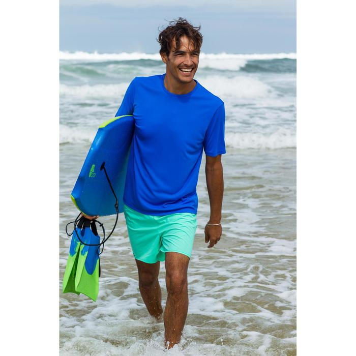 water tee shirt anti UV surf manches courtes Homme - 452251