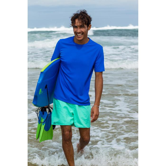water tee shirt anti UV surf manches courtes Homme - 452252