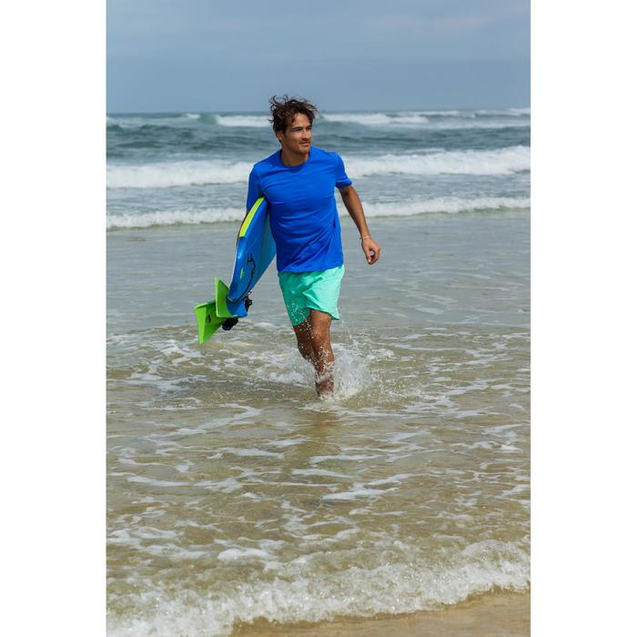 water tee shirt anti UV surf manches courtes Homme - 452253