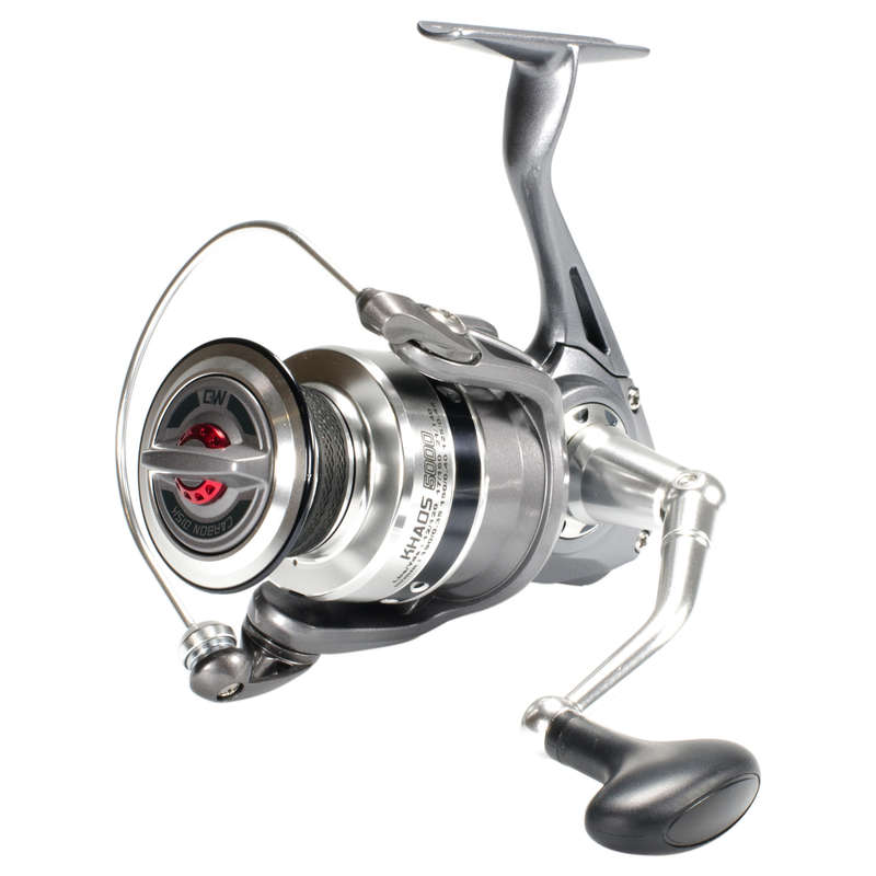 MULINELLI MEDIO PESANTI Pesca - Mulinello KHAOS 5000 CAPERLAN - Pesca a bolentino