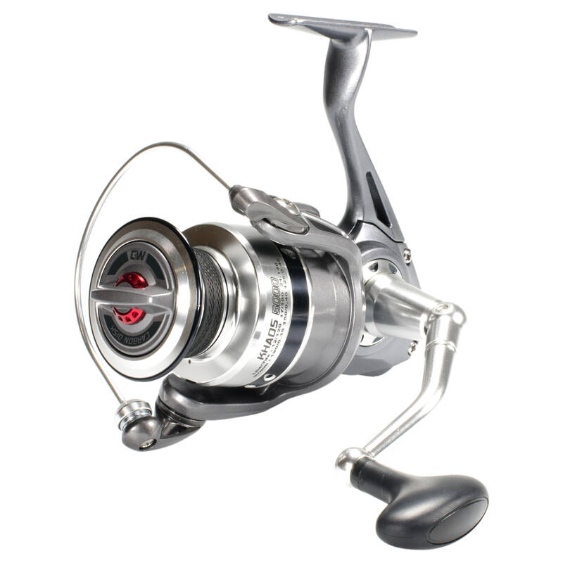 NAVIJÁK MEDIUM HEAVY Rybolov - NAVIJÁK KHAOS 5000 CAPERLAN - Rybářské vybavení