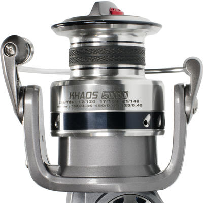 sea fishing reel KHAOS 5000 medium heavy