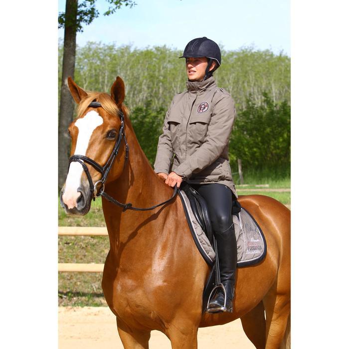 Pantalon imperméable chaud et respirant équitation femme KIPWARM - 452935