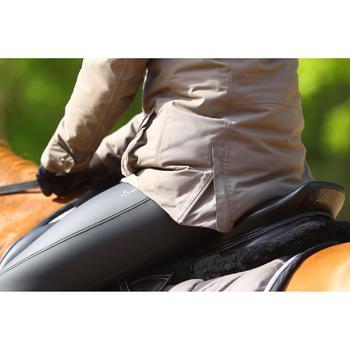 Pantalon imperméable chaud et respirant équitation femme KIPWARM - 452937