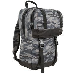 BACKPACK 20 LITRES BLACK CAMOUFLAGE