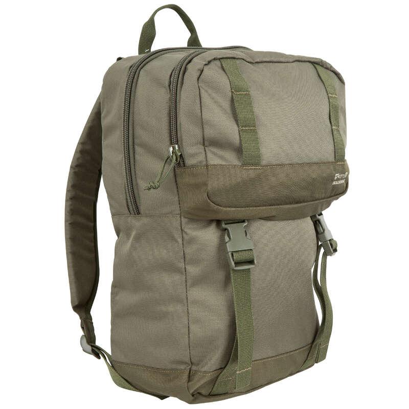Рюкзаки для охоты Идеи новогодних подарков - РЮКЗАК 20 ЛИТРОВ ХАКИ SOLOGNAC - Рюкзаки и сумки