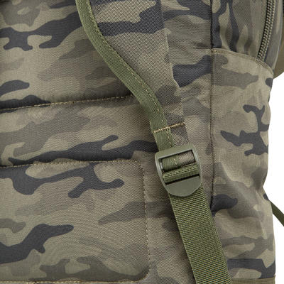 SAC A DOS CHASSE 20 LITRES CAMOUFLAGE VERT