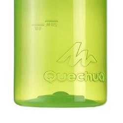 Drinkfles 100 voor wandelen, schroefdop 0,75 liter plastic - 453605