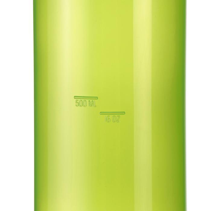 Drinkfles 100 voor wandelen, schroefdop 0,75 liter plastic - 453606