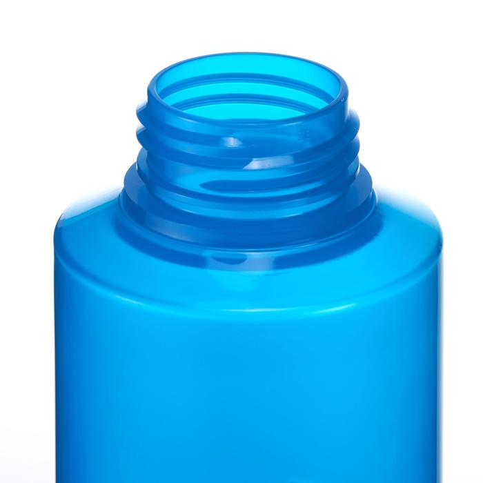 Drinkfles 100 voor wandelen, schroefdop 0,75 liter plastic - 453617