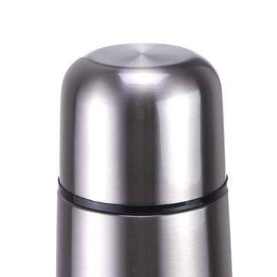 Термос для туризму, з неіржавної сталі, 1 л - Металевий