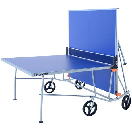 Table de ping pong ext rieure ft730 artengo - Table de ping pong exterieur decathlon ...