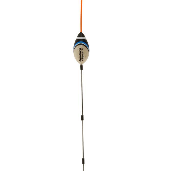 Lignes montées pêche au coup KIT RL RIVER H16/H18 x6