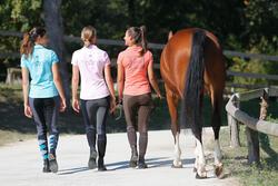 Paardrijkousen Equarea volwassenen 1 paar - 453973