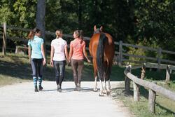 Paardrijkousen Equarea volwassenen 1 paar - 453975
