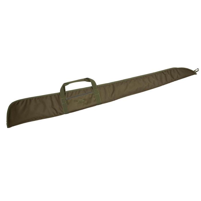 Tas voor jachtgeweer 150 cm groen
