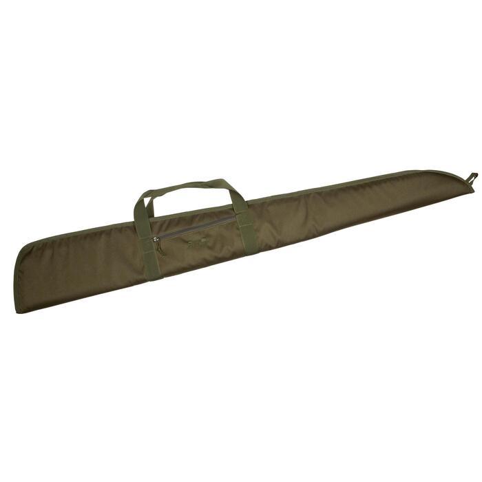 Fourreau chasse fusil 125 cm vert