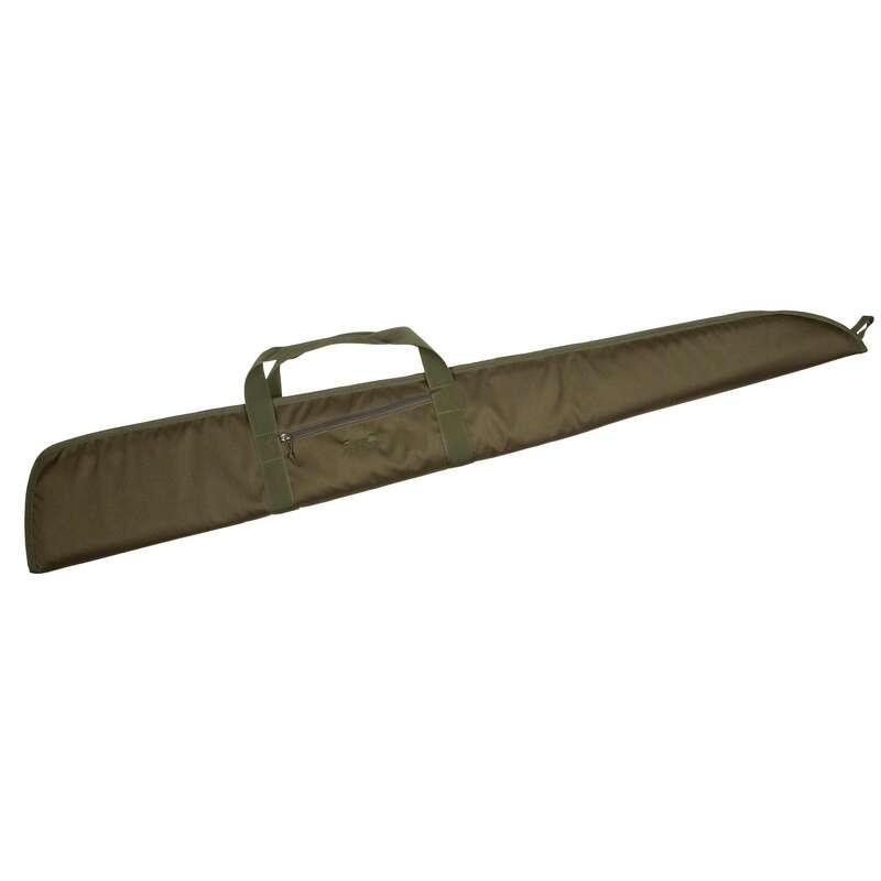 PRIJEVOZ SAČMARICA/STRELJIVA ZA SITNU DIVLJAČ Lov - Navlaka za pušku 125 cm zelena SOLOGNAC - Dodaci za lov