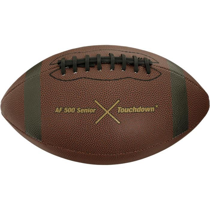 Ballon de football américain AF500 taille Officielle - 45420