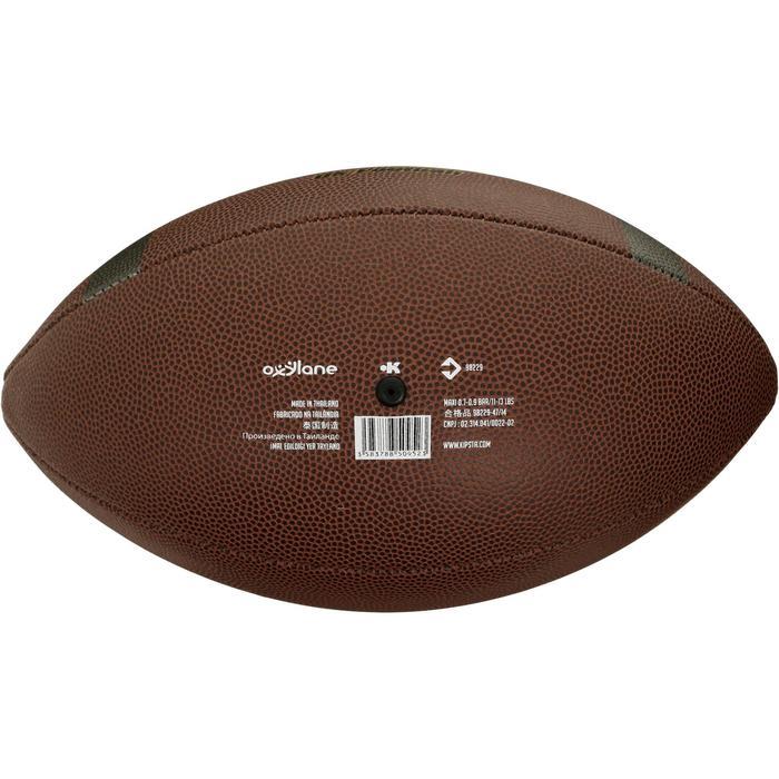 Ballon de football américain AF500 taille Officielle - 45422