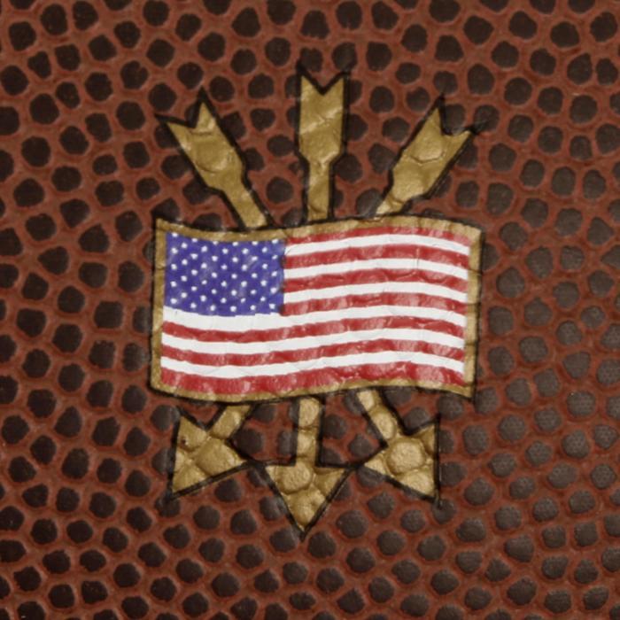Ballon de football américain AF500 taille Officielle - 45424