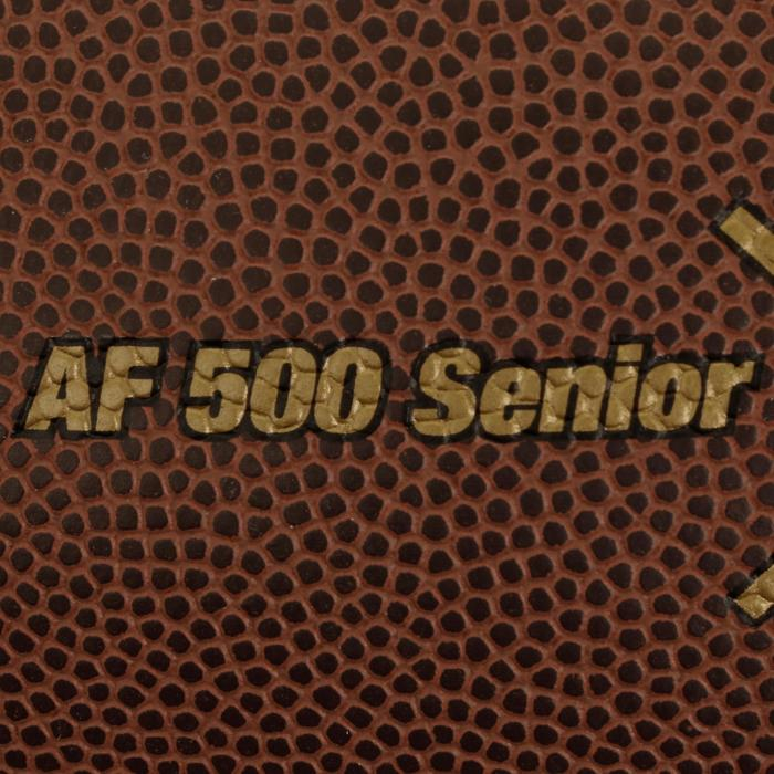 Ballon de football américain AF500 taille Officielle - 45425