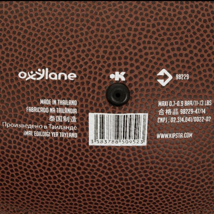 Ballon de football américain AF500 taille Officielle - 45427