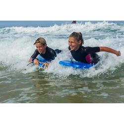 "Bodyboard 100 Kinder 6–12 Jahre 35"" + Leash"