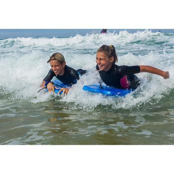 """Bodyboard 100 Kinder 6–12 Jahre 35"""" + Leash"""