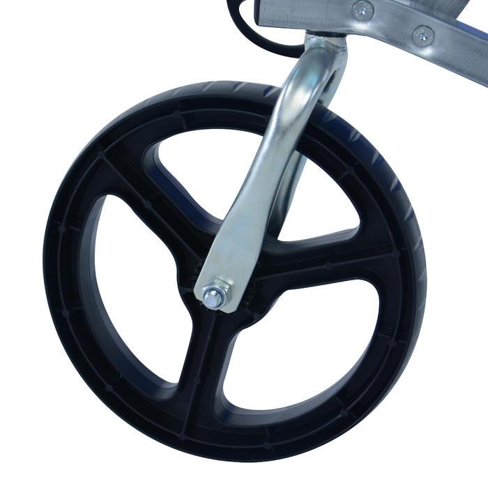 Rad für Tischtennisplatte