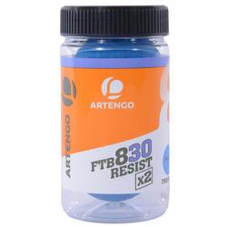 Balle de FRONTENIS ARTENGO FTB 830 x 2 Bleu