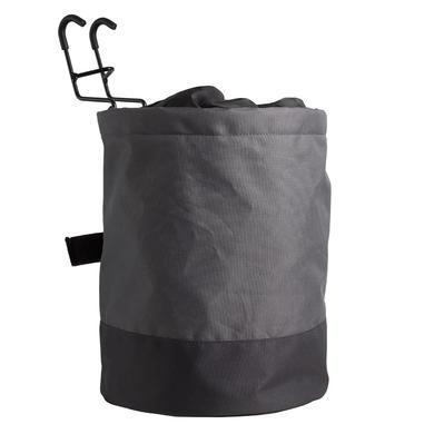300 Folding Bike Basket - Grey