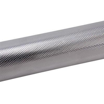 Barra de musculación para pesas Domyos de 35 cm y 28 mm