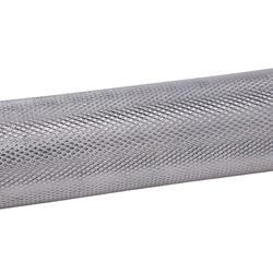 Halterstang met schroefdraad voor krachttraining 35 cm 28 mm - 455116