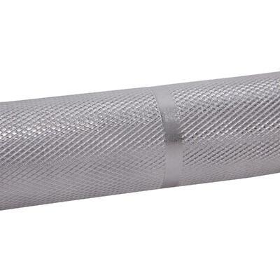 Barra de musculación Domyos de 1,20 m y 28 mm