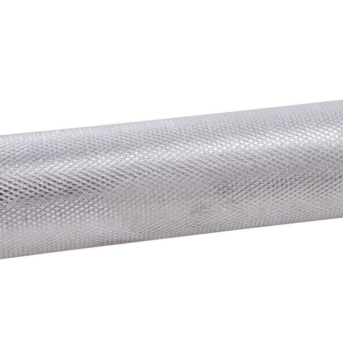 Barra de musculación 2 m 28 mm