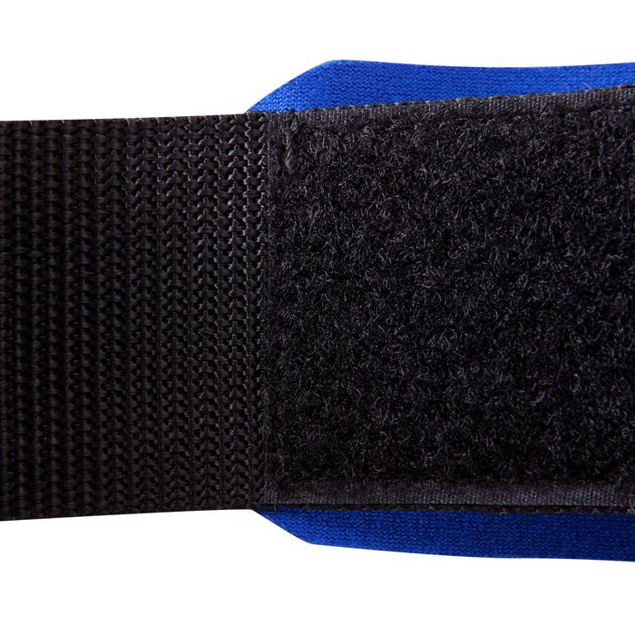 Correa de tobillo de musculación Domyos para aparato de cargas guiadas