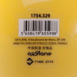 Verzwaarde fitness bal 450 g - 455235