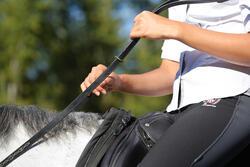 Slofteugels leer en koord ruitersport Romeo - 456034