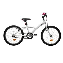"Hybride kinderfiets 20"" Mistigirl 300 Single"