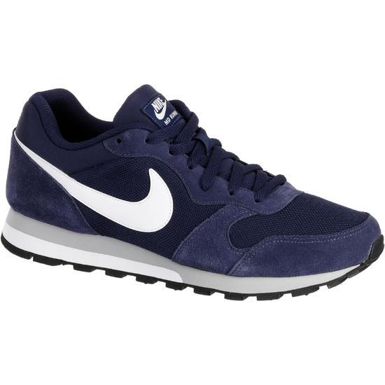 Herensneakers MD Runner blauw/wit - 45675