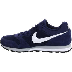 Herensneakers MD Runner blauw/wit - 45678