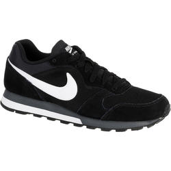 Herensneakers MD Runner zwart/wit - 45683