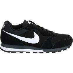 Herensneakers MD Runner zwart/wit - 45684