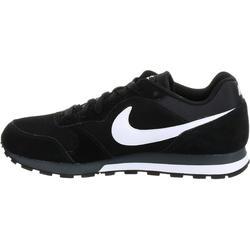 Herensneakers MD Runner zwart/wit - 45686