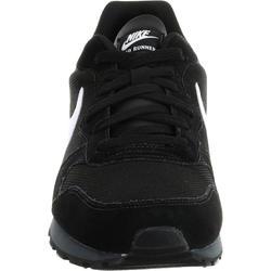 Herensneakers MD Runner zwart/wit - 45689