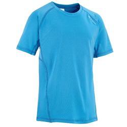 T-Shirt Forclaz 100 Fille randonnée