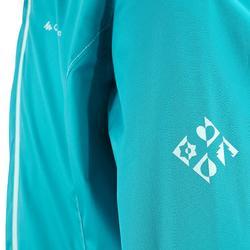 Regenjas voor trekking meisjes Hike 500 - 457404